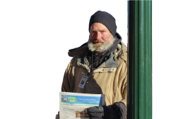 Street Pulse Newspaper: The voice of Madison's homeless community